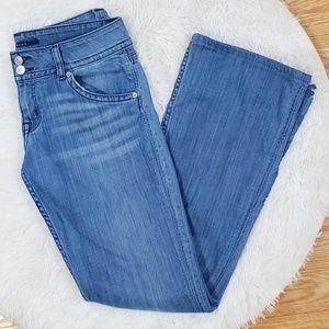 Hudson bootcut jeans         Z10
